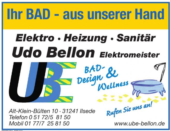 Udo Bellon Elektro-Heizung-Sanitär
