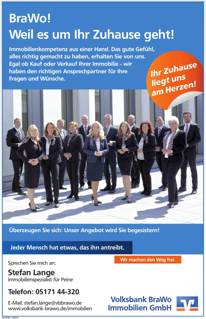 Volksbank BraWo Immobilien GmbH