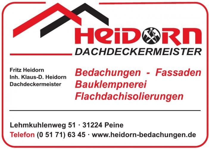 Heidorn Dachdeckermeister