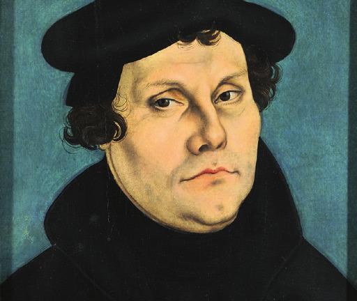 """""""Luther persönlich"""" – Programm mit Pastor i. R. Eckehard Fröhmelt. BILDER: PAZ-ARCHIV"""