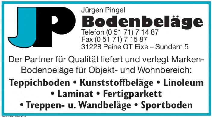 Jürgen Pingel Bodenbeläge