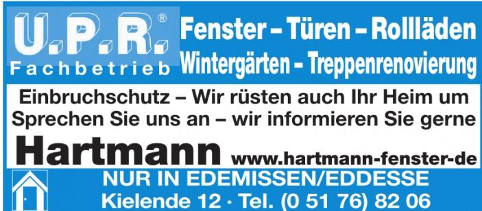 Hartmann U.P.R. Fachbetrieb