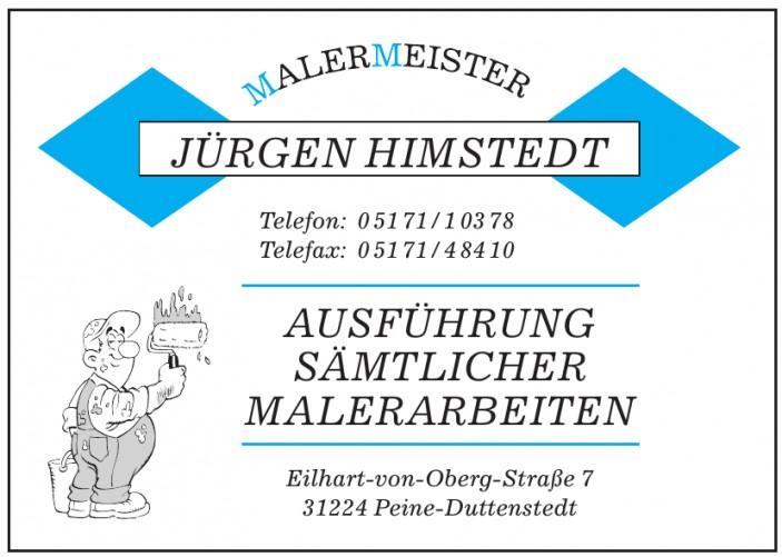 Jürgen Himstedt Malermeister