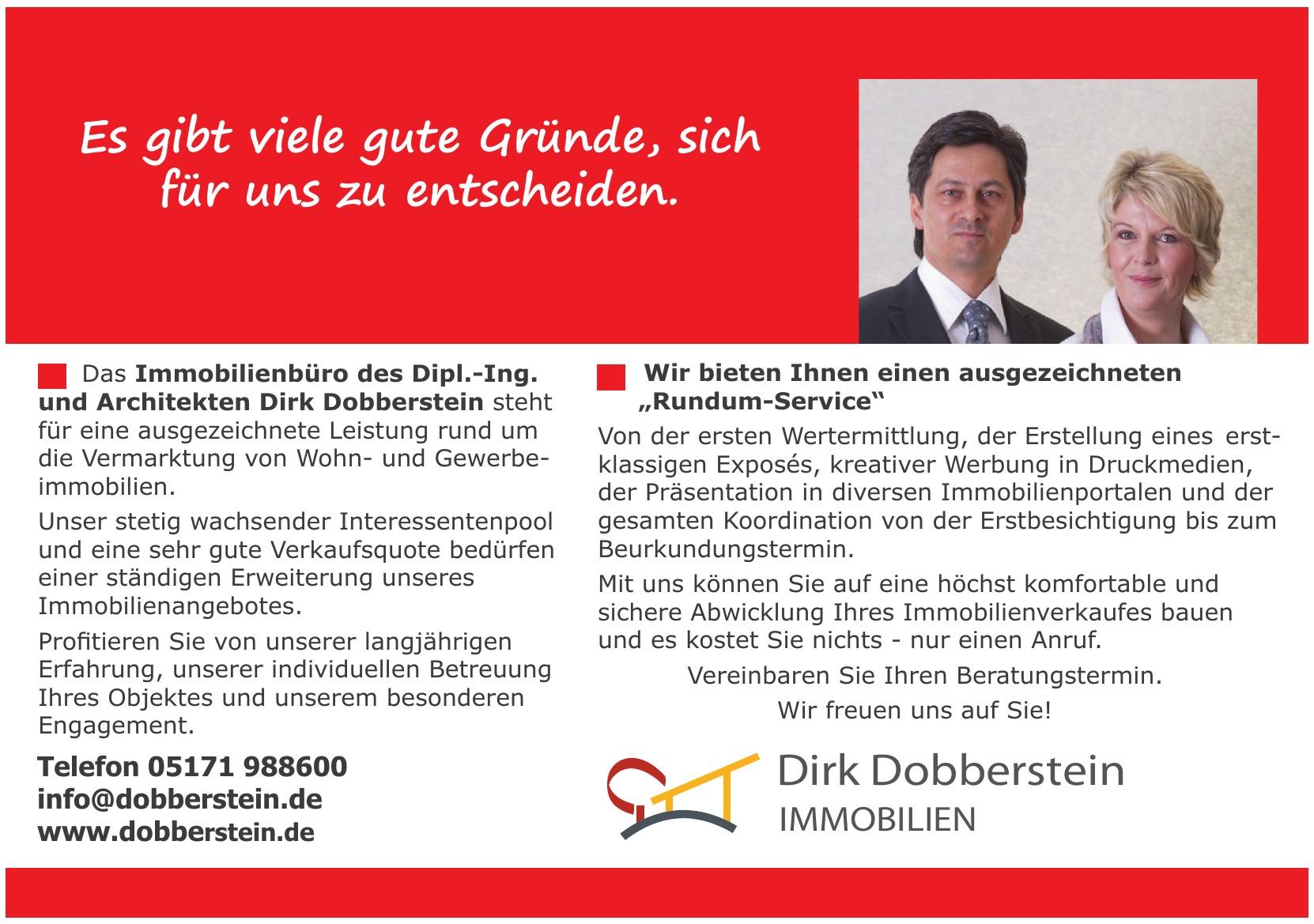 Dirk Dobberstein  IMMOBILIEN